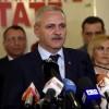 Reactia lui Dragnea dupa ce Iohannis a pierdut casa din Sibiu