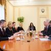 Sefa MAI, fata in fata cu ambasadorul SUA