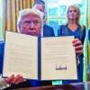 Trump, noul rege al petrolului