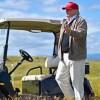 Ocupatul Trump: 25 de ore la golf, 18 ore pe Twitter