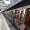 Barbat lovit de metrou, la statia Gorjului