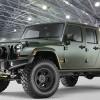 Pazea, vine Jeep Gladiator
