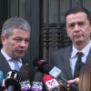 Intalnire Bodog- Grindeanu. Ministrul Sanatatiia ajuns la Guvern