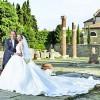 Victoria, mostenitoarea imperiului Swarowski, s-a maritat intr-o rochie de peste un milion de euro