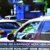 Incident armat intr-o statie de metrou germana: politista impuscata (VIDEO)
