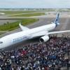 UE pompeaza 377 milioane de euro in Airbus