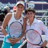 Begu, in finala Bucharest Open, dupa ce a invins-o pe Suarez Navarro