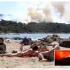 Dincolo arde, smecherii de la St. Tropez stau la plaja!