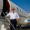 Pariul lui Tiriac: un avion de lux pentru sali de sport