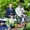 Macron a ramas fara seful armatei