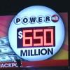 Jackpotul de 650 milioane de dolari
