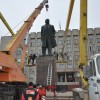 "Ucraina si-a scos ""Leninii"" de pe strazi"