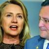 Cina de taina George Maior – Hillary Clinton!