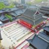 Chinezii isi muta templele