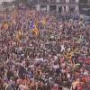 Parlamentul catalan a votat pentru independenta. Reactia Madridului nu s-a lasat asteptata (VIDEO)