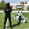 Dubai pregateste politia zburatoare