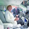 Merkel pierde in fieful Volkswagen