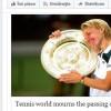 Doliu in lumea tenisului: Jana Novotna a murit la 49 de ani