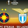FCSB se bate cu Lazio Roma in Europa League