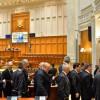 Trecutul membrilor CSM, top-secret pentru parlamentari