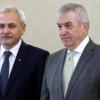 Dragnea si Tariceanu, la sediul Guvernului