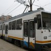 Un tramvai a deraiat in Bucuresti