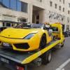 Un Lamborghini… la Milano