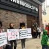 Starbucks inchide si preda despre rasism