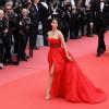 Catrinel Menghia, la Cannes
