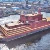 Rusia a lansat primul Cernobal plutitor