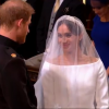 Meghan Markle, superba in rochie de mireasa (VIDEO)