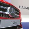 Sute de mii de Mercedesuri, rechemate din cauza emisiilor
