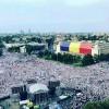 430.000 de oameni au fost la mitingul PSD