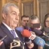 """Iohannis trimite bugetul la CCR. Tariceanu: """"o simpla si clara sicana"""""""