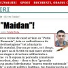 """National"" avertiza inca din iunie: ""SRI vrea maidan!"""