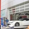 51 de Ferrari, distruse de taifun
