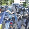 Judecatori:  Interventia in forta a jandarmilor a fost corecta