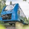 Primul tren cu hidrogen din lume