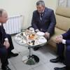 Putin i-a facut morala lui Khabib Nurmagomedov