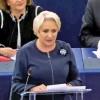 Dancila prezinta azi la Strasbourg prioritatile presedintiei Romaniei la Consiliul UE