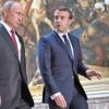 Macron cheama UE la arme contra Rusiei
