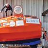 La 71 de ani, traverseaza Atlanticul intr-un butoi