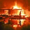 Incendii catastrofale in California