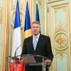 Iohannis, la Ambasada Romaniei de la Paris: pendulam intre ceva ars si o prajitura foarte buna