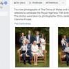 Toata lumea zambeste! Fotografii speciale, de familie, facute publice la aniversarea Printului Charles