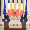 Klaus Iohannis pleaca saptamana viitoare in Franta