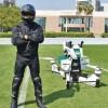Politia din Dubai are motociclete zburatoare