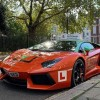 Masina-scoala Lamborghini