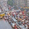 Bucuresti, recorduri la blocajele in trafic