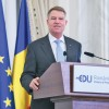 """Romania educata"", vrajeala lui Iohannis in campanie"